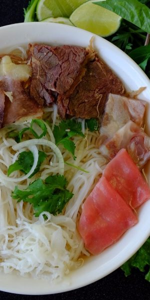 17 Noodle Soup Combo